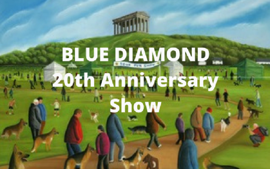 Blue Diamond | 20th Anniversary Show | Special Guest : Phil Caffrey