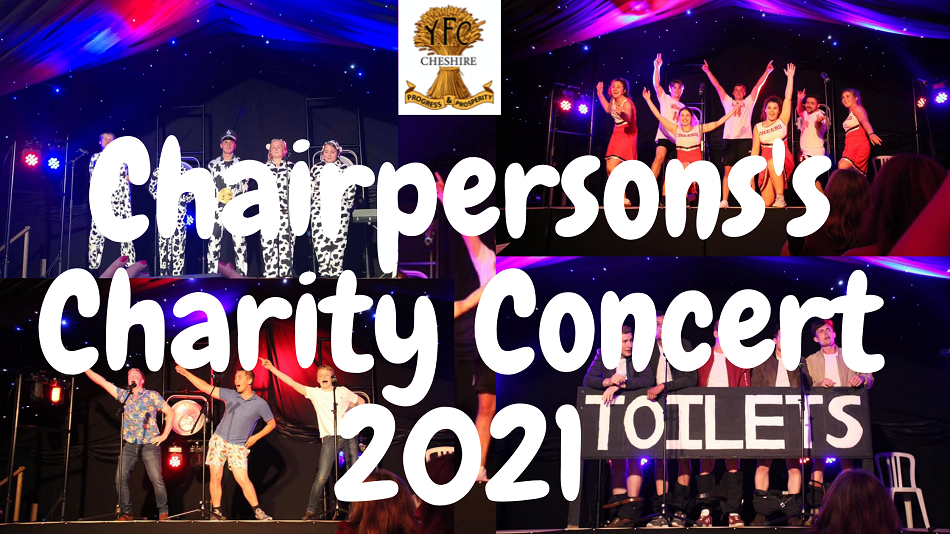 YFC Cheshire   Chairperson's Charity Concert 2021