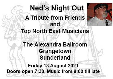 Ned's Night Out | The Alexandra Ballroom | Grangetown