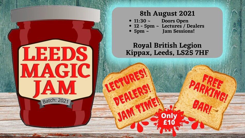 Leeds Magic Jam