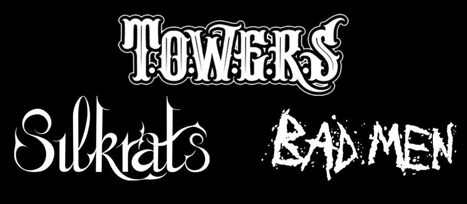 Towers, Silkrats, Bad Men – JT Soar