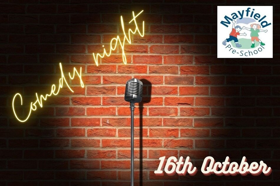 Mayfield Pre-School | Comedy Night