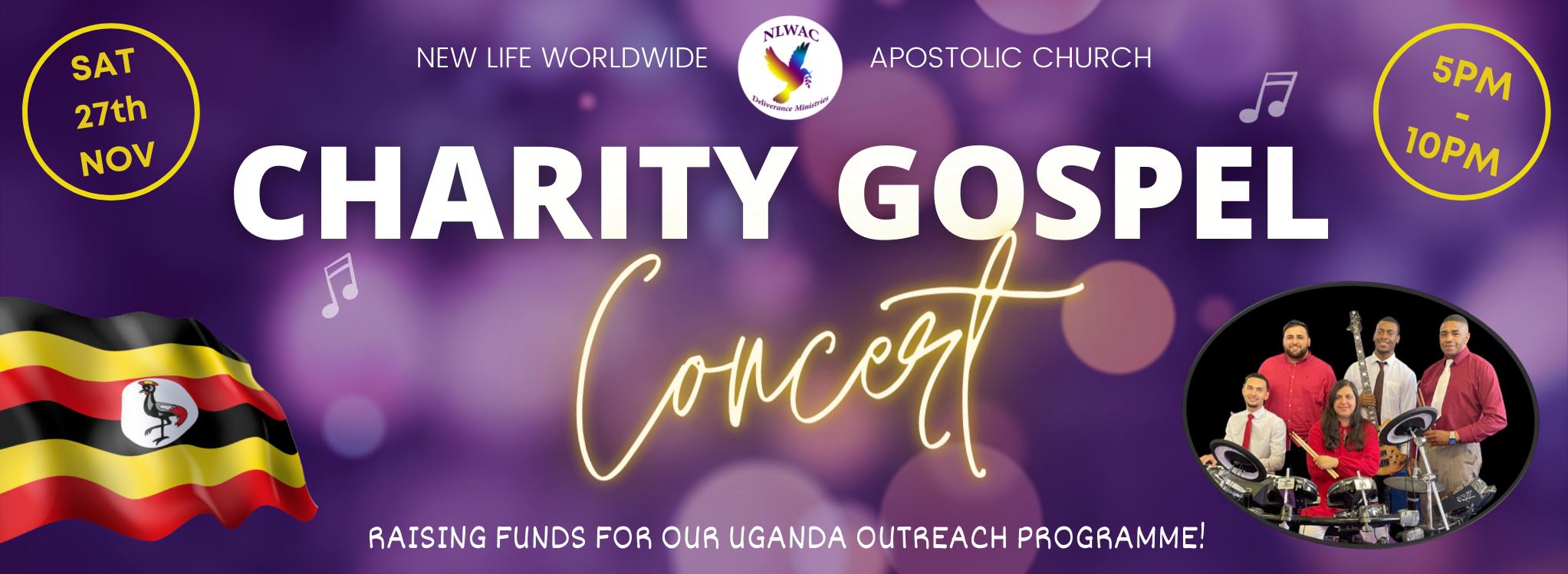 Charity Gospel Concert