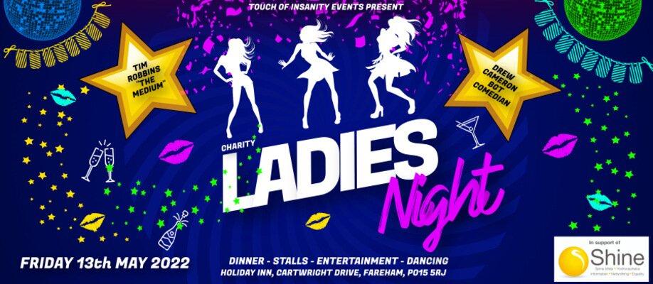 Shine Charity Ladies Night