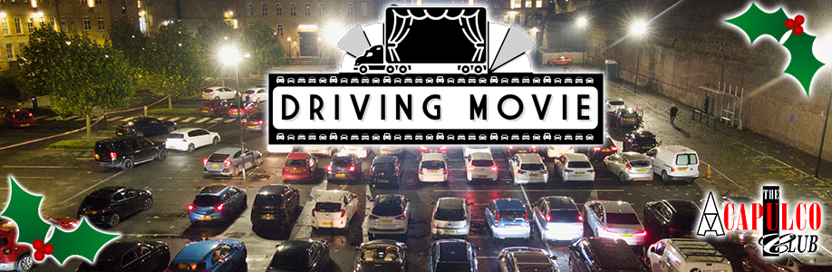 Drive-In Movie | HOME ALONE (PG)| SUNDAY  6 December 3PM  (HEBDEN BRIDGE)