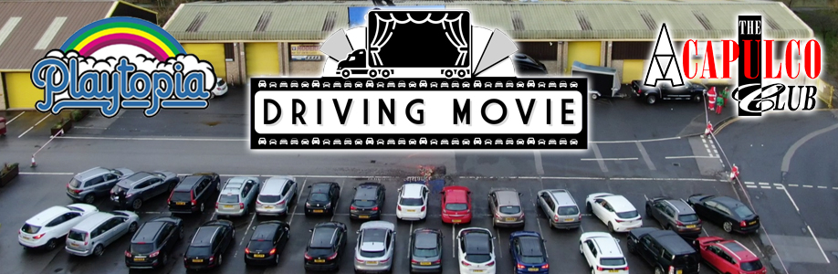 Drive-In Movie | ALADDIN (PG)| SUNDAY 25th APRIL 2PM  (MYTHOLMROYD)