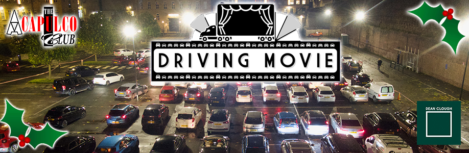 Drive-In Movie | THE GRINCH (PG) | SATURDAY 12 December 3PM