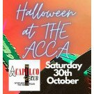 The Acca   Saturday Night Halloween Party   30th October 2021