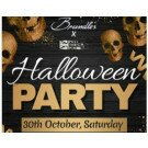 Brundle's X Pull the Pin Rum Halloween Party 2021