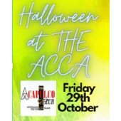 The Acca | Friday Night Halloween Party | 29th October 2021