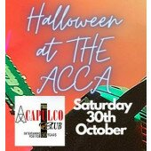 The Acca | Saturday Night Halloween Party | 30th October 2021