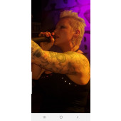 Alecia Karr the official tribute to Pink - At The Duchess of Kirkcaldy