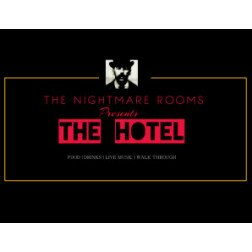 The Nightmare Room - The Hotel   MON 25 OCT   PG Rated Edition