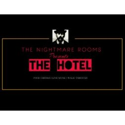 The Nightmare Room - The Hotel   MON 25 OCT   12+ Rated Edition