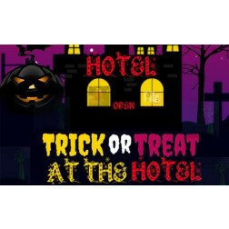 The Nightmare Room - The Hotel   THURS 28 OCT   PG Rated Edition