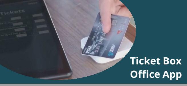 Ticketebo Ticket Box Office app